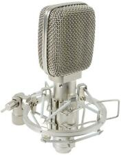 Citronic 173.631UK Rm06 Ribbon Microphone for Recording Vocals or Instruments