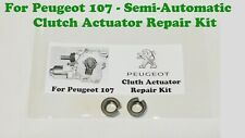For Peugeot 107 Clutch Actuator Repair Kit Inc: 2 Teflon Bushings P0810
