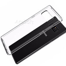 Clear Flexible TPU Case Cover for T-Mobile Samsung Galaxy Note 8 N950U