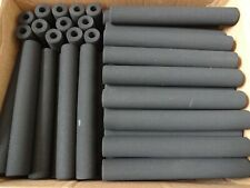 "130pcs. Rod Building Wrapping 10.5"" long 5/8"" Id 1 1/2"" Od Hypalon Handles"