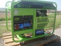 Zipper Stromerzeuger ZI-STE11000 Stromgenerator Stromaggregat 12 kW 16Ps Benzin