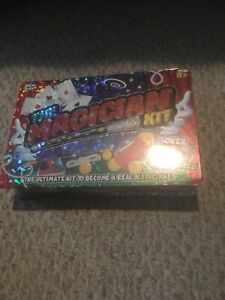 THE MAGICIAN KIT NEW SEALED OVER 120 TRICKS 200106 ANKER