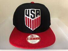 New Era 59fifty USA Soccer Original Fit Snapback Hat Blue/White/Red