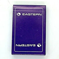Vintage Eastern Airlines Playing Cards Bridge Size New Sealed Unused Deck NOS