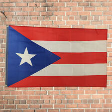 Hot Sale 3'x5' Ft Puerto Rico Rican State Flag Polyester Brass Grommets