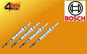 4x Denso Bougies De Préchauffage Pour Bmw 1 E87 116 d 2008-2012