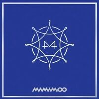 MAMAMOO {BLUE ;S} 8th Mini Album - SEALED WITH ORIGINAL CONTENTS