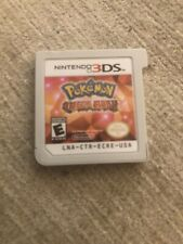 Pokemon Omega Ruby (Nintendo 3DS, 2014) Cart Only Tested Authentic