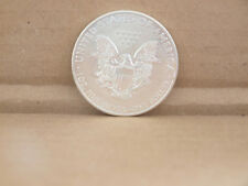 2012 United States Silver Eagle Dollar Coin (1 oz .999 silver)