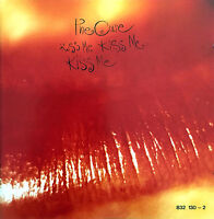 The Cure ‎CD Kiss Me Kiss Me Kiss Me (Fiction Records ‎– 832 130-2) - Germany