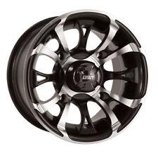 Douglas Wheel Nitro Machined Front/Rear 12X7 ATV Wheel - 989-30