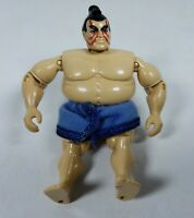 "Edmond E Honda GI Joe Street Fighter II 1993 Hasbro 3.75"" Action Figure"