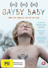 Gayby Baby (DVD, 2016) Documentary Gay Lesbian Marriage Equality