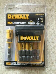 DEWALT 15 PIECE  MAXI IMPACT POWER BITS MAGNETIC