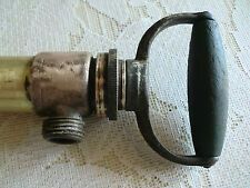 Vintage Brass Portable Hand Operated Bilge Pump