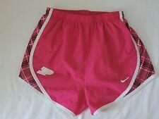 Women's Nike Tempo Pink Purdue Running Shorts Size XS