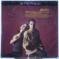 "12"" 33 RPM STEREO LP - RCA CAMDEN CAS-996 - LIVING BRASS WHAT NOW MY LOVE (1966)"