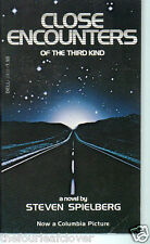 Close Encounters of theThird Kind Steven Spielberg 78 Vintage Paperback Sci Fi