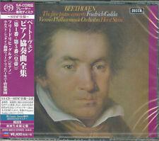 FRIEDRICH GULDA-BEETHOVEN: THE PIANO...-JAPAN 2 SHM-SACD Ltd/Ed P80
