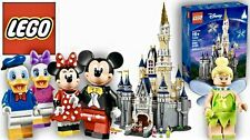 NEW Lego 71040 The Disney Castle Cinderella's Magic Kingdom **FREE SHIPPING** !!