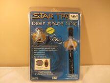 Star Trek  Deep Space Nine  Starfleet Communicator Watch  NOC  (317ST5) 53212