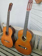 2 Konzertgitarren ohne Zubehör ,als defekt ! Yamaha und Höfner