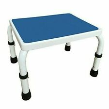 Platnum PHS7100 Step Stool Footstool Handle Handrail Height Adjustable