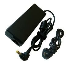 Laptop Charger for Toshiba satellite L300D L350 L350D L500 + LEAD POWER CORD