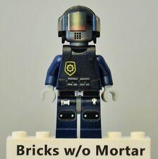 New Genuine LEGO Robo SWAT Minifig The Lego Movie 70815