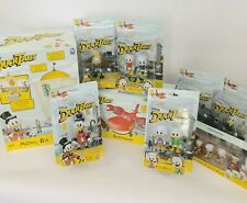 Disney DuckTales Collectors Figure Set of 9 Plus Sunchaser & Money Bin Accessory
