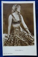 FOTO CARD - VILMA BANKY - BERLIN