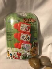 Seame Street Kidclips Music Chips