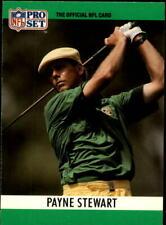 1990 Pro Set Golf Inaugural Card #s 1-100 (A4892) - You Pick - 10+ FREE SHIP