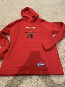 Youth Chicago Bulls XL (20) Hoodie Hooded Sweatshirt Under Armour Athletics