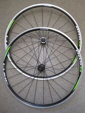 SHIMANO R500 WH-R501 ROAD BIKE WHEELSET FRONT/REAR 8-9 SPEED SHIMANO,ROAD,700C