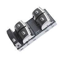 For Audi A4 (B9) dal 08.2019 Pulsantiera Alzacristallo 4 Int. Porta Ant Sx 10pin