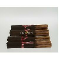 HAND DIPPED HIGH QUALITY FRAGRANCE OIL INCENSE STICKS 85-100 STICKS