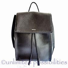 DKNY R1612101 Heavy Nappa Small Leather Crossbody Shoulder Bag Khaki Tags
