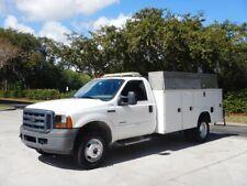 2006 Ford F350 4x4 Service Utility Truck 6.0 Diesel FL Fleet Truck PowerStroke