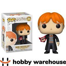 Funko Harry Potter - Ron Weasley with Howler Pop! Vinyl Figure