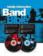 TOTALLY INTERACTIVE ___ BAND BIBLE __ INC CD DVD _ BRAND NEW __ FREEPOST UK