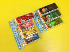 Rapala Angry Birds, Full Set Seven Colors Fishing Lures, Limited Edition.