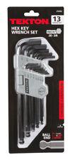 TEKTON Long Arm Ball End Hex Key Wrench Set Inch13-Piece | 25262