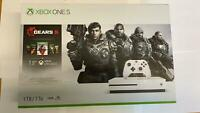 Microsoft Xbox One S Gears 5 1TB White Console - Extremely limited Stock