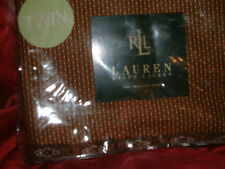 RALPH LAUREN  VILLAGE MEWS TWN   FLAT  SHEET  350 TC