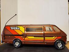 Vintage Tonka Conversion Van