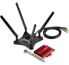Asus PCE-AC88 AC3100 Dual Band PCI Express Wireless WiFi Network Card Adapter