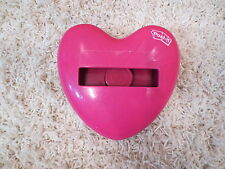 New Post It Note Pink Heart Pop Up Sticky Note Dispenser Hd330