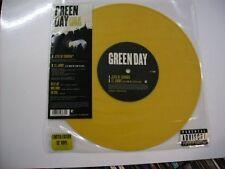 """GREEN DAY - JESUS OF SUBURBIA - 10"""" YELLOW VINYL BRAND NEW UNPLAYED 2005"""