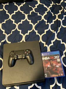 Sony CUH-2215AB01 Playstation 4 500GB Slim - Black + Controller/ NBA 2k20
